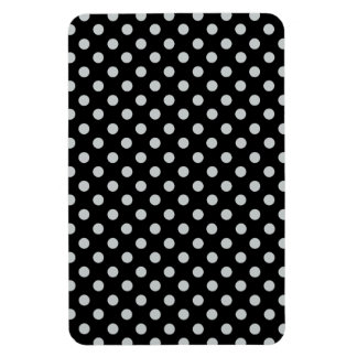 Change Grey Polka Dots Any Color Click Customize Magnet