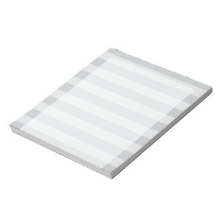 Change Grey Stripes to  Any Color Click Customize Notepad