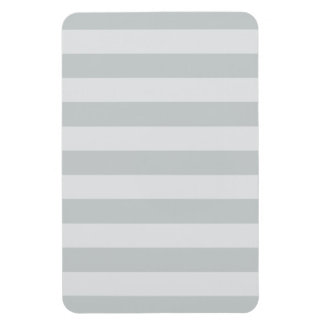 Change Grey Stripes to  Any Color Click Customize Rectangular Photo Magnet