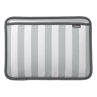 Change Grey Stripes to  Any Color Click Customize Sleeve For MacBook Air