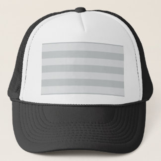 Change Grey Stripes to  Any Color Click Customize Trucker Hat