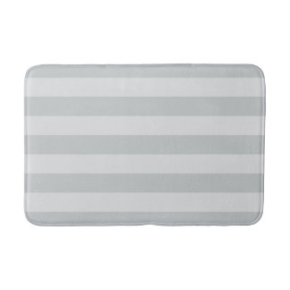 Change Grey Stripes to  Any Color Click Customize Bath Mats