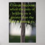 Change Happens Posters