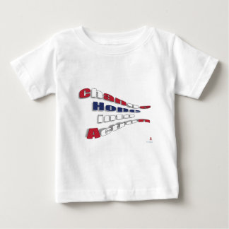 Change Hope into Action Baby T-Shirt