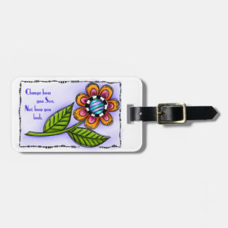 Change How You See Luggage Tag