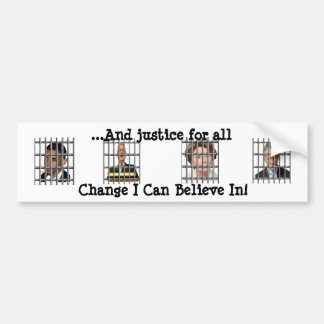 Change I Can Believe In Bumper Stickers