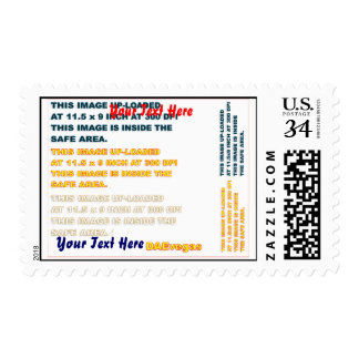 Change Image or delete Text Re-load to view Image Postage Stamp