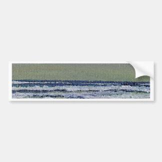Change in the Weather - CricketDiane Ocean Art Bumper Sticker