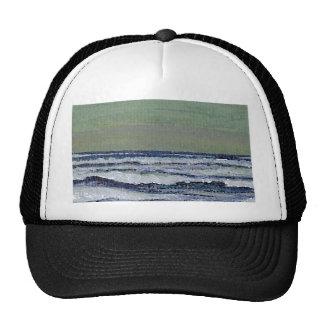 Change in the Weather - CricketDiane Ocean Art Trucker Hat