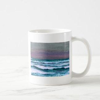 Change in the Weather Ocean Waves Seascape Coffee Mug