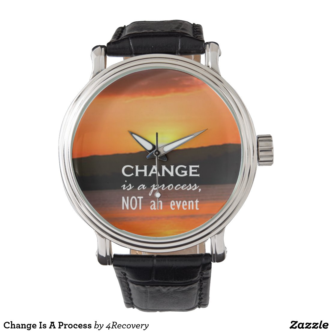 Change Is A Process Watch