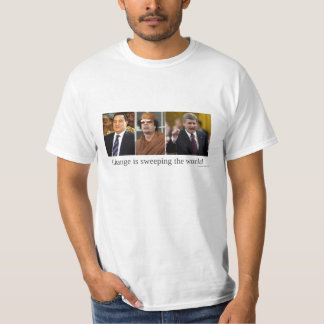 Change is good-Changing prime ministers is better. Tee Shirt