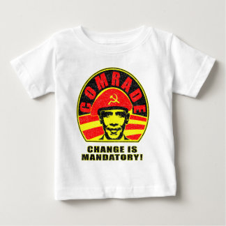 Change is Mandatory Baby T-Shirt