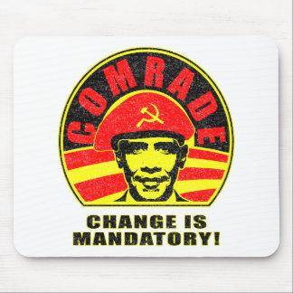Change is Mandatory Mouse Pad