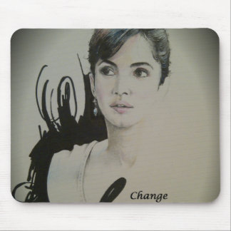 Change is NOT a Spectator Sport.jpg Mouse Pad