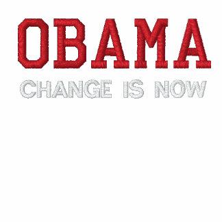 Change is Now - Barack Obama - Customized