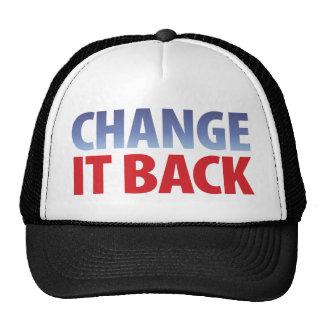 Change It Back Hat
