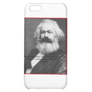 Change it! case for iPhone 5C