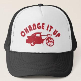 change it up trucker hat