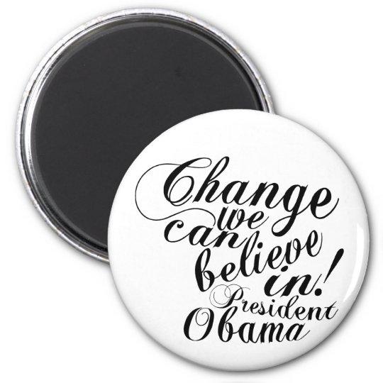 change magnet