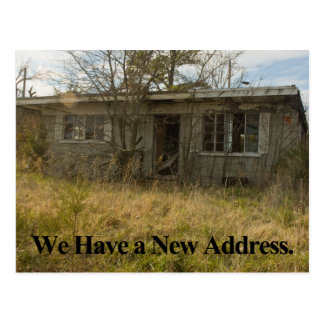 Change of Address Card #30