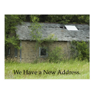 Change of Address Postcard: Fixer Upper Postcard