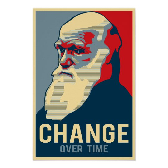 Change Over Time Poster