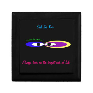 'Change perspective eyes' Gift Box