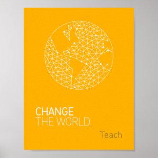 """Change"" Poster"