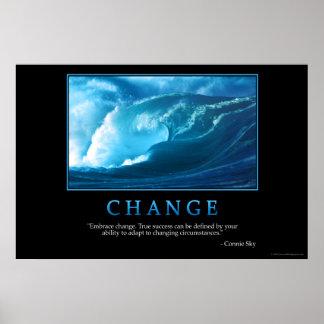 Change Print
