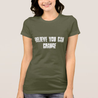 Change Reaction Collection-2008 T-Shirt