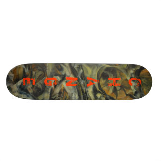 CHANGE SKATEBOARD DECK