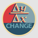 Change Stickers