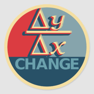 Change Stickers