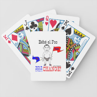 Change the Baby Bicycle Playing Cards