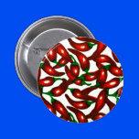 Change the Color Chili Pinback Button