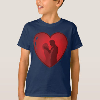Change the Color Heart T-Shirt