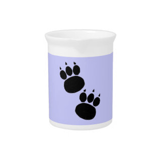 Change the Color Paws Beverage Pitcher