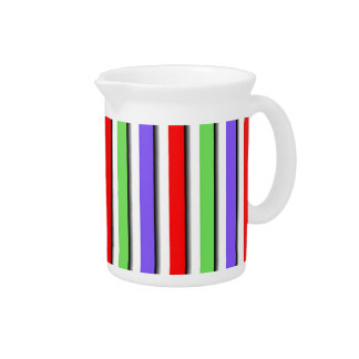 Change the Color Stripe3 Pitcher