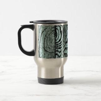 Change the Color Wood Flooring Travel Mug