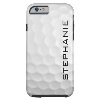Change The Name - Golf Ball iPhone Case Tough iPhone 6 Case