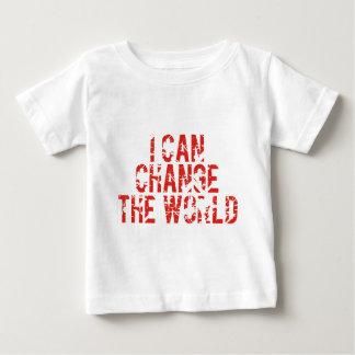 CHANGE THE WORLD BABY T-Shirt