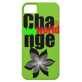 Change  the World iPhone SE/5/5s Case