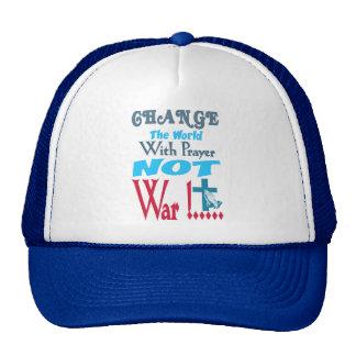 Change the world mesh hats