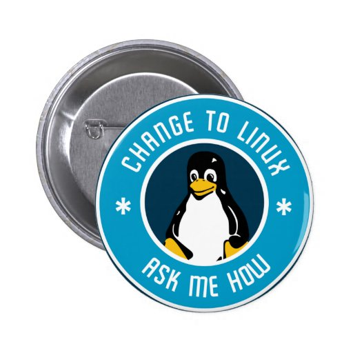 Change To Linux Button