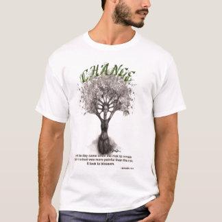 change tree woman anais nin T-Shirt
