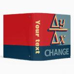 Change Vinyl Binders