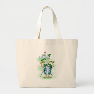 Change We Can All Count On Canvas Bag