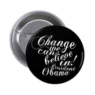 Change We Can Believe In Button