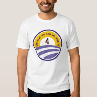 Change We Can Believe In - MN T-Shirt